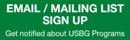 button - sign up for USBG programs email or mailing list